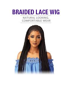 Samsbeauty Lace Wigs Virgin Human Hair Braids Hair Pieces Hair