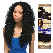 Outre Synthetic Hair Weave Batik Duo Dominican Curly 5pcs