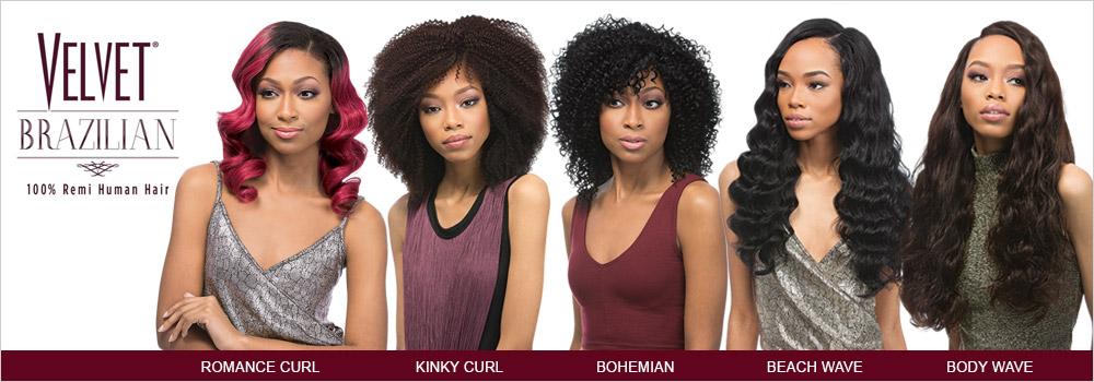 Outre Remy Human Hair Weave Velvet Brazilian Bohemian Samsbeauty