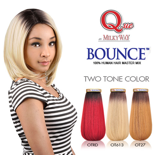 Milky Way Two Tone Hair Weave 70