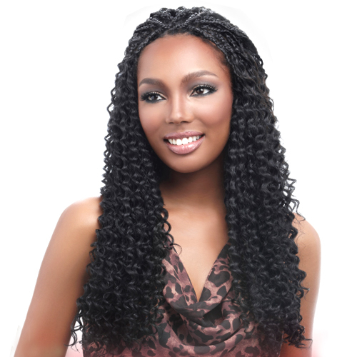 Brazilian Crochet Braids with Freetress Hair