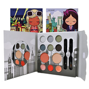 CITY COLOR Cosmetics Makeup Book