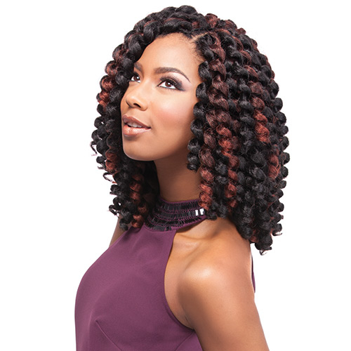 Sensationnel Synthetic Hair Crochet Braids African Collection