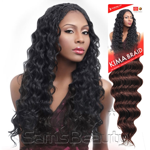 KIMA Ocean Wave Crochet Braids Hair