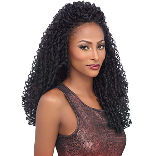 hair crochet braids faux locs style bobbi boss synthetic hair crochet ...