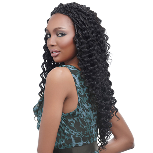 Harlem125 Synthetic Hair Braids Kima Braid Ripple Deep 20 ...