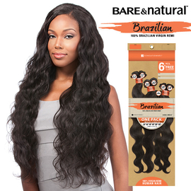 Sensationnel Unprocessed Brazilian Virgin Remy Human Hair