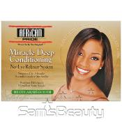 African Pride Miracle Deep Conditioning NoLye Relaxer System Regular