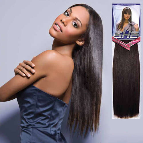 She Yaki Natural Human Hair Weave 112