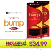 Remi Human Hair Weave Sensationnel Goddess Bump Yaki 8