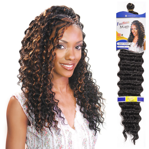 Precurled Marley Hair Hairstyle Gallery
