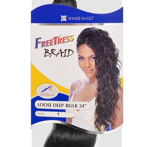 Hair Freetress Loose Deep 24 And Freetress Finger Roll 22 Product S ...
