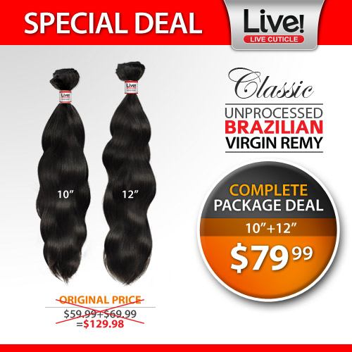Zolf Hair Extensions Deal 99