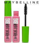 MAYBELLINE Great Lash Big Mascara Very Black 2Pcs
