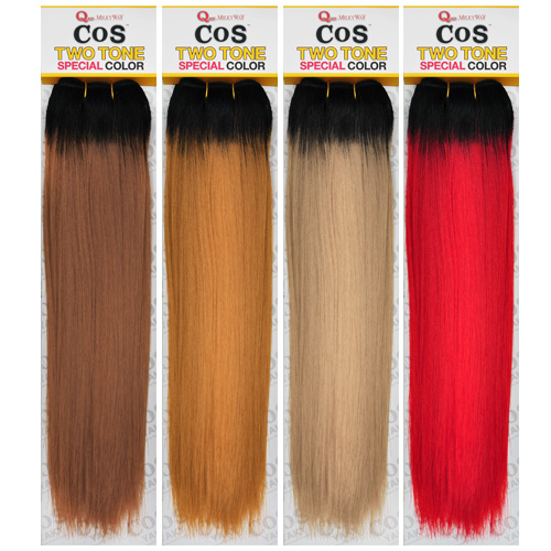 Milky Way Two Tone Hair Weave 53