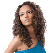 Synthetic Hair Half Wig OUTRE Quick Weave Monica