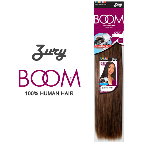 Human Hair Weave Royal Zury Boom Yaky 115