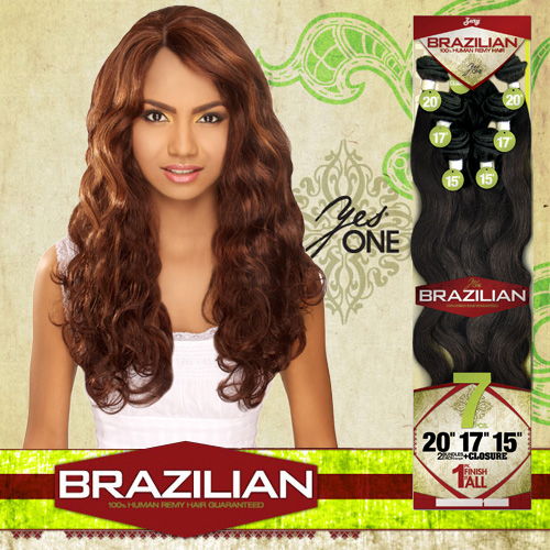 Zury Yes One Hair Brazilian Wave 118