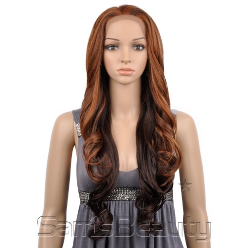 Vanessa Synthetic Lace Front Wig Express Super Top Lace Tops Helta 10