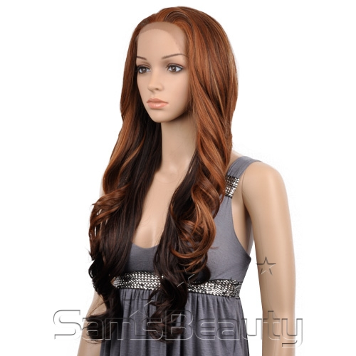 Vanessa Synthetic Lace Front Wig Express Super Top Lace Tops Helta 70