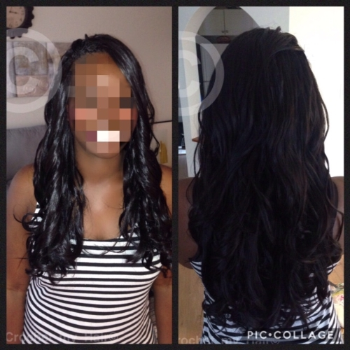 Outre Synthetic Hair Crochet Braids X-Pression Braid Loop Dominican ...