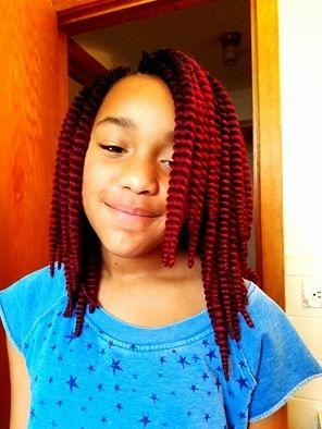 Bobbi Boss Synthetic Kanekalon Hair Crochet Braids Senegal Bomba ...